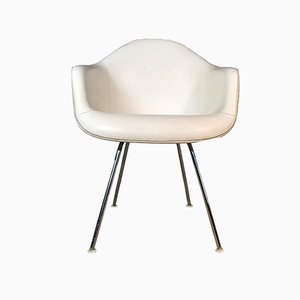 Fiberglass & Skai DAX Chair by Charles & Ray Eames for Herman Miller, 1950s