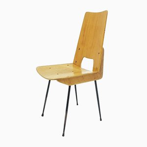 Stuhl von Carlo Ratti, 1950er