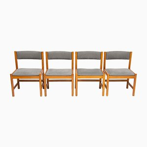 Dining Chairs by Børge Mogensen for Karl Andersson & Söner, 1960s, Set of 4