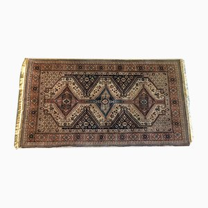 Tappeto vintage in lana, India