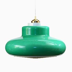 Lampe à Suspension Transparente en Plastique par Anders Fransson pour Fagerhult, 1970s