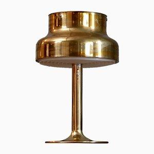 Lámpara de mesa Bumling de latón de Anders Pehrson para Atélje Lyktan, años 60