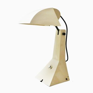 Lampada da tavolo E63 di Umberto Riva per Bieffeplast, anni '60
