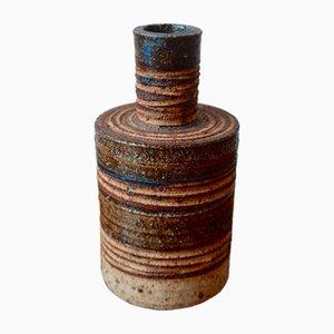 Brutalistische dänische Vintage Vase