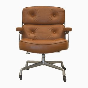 ES104 Time Life Lobby Chair by Charles & Ray Eames for Herman Miller, 1970s