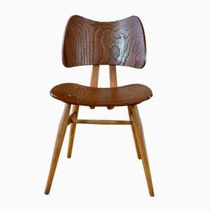 Chaise Butterfly Vintage par Lucian Ercolani pour Ercol