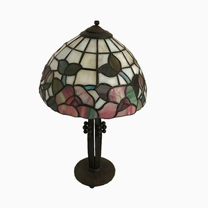 Vintage Tiffany Table Lamp