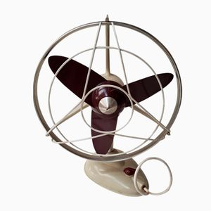 Vintage Dragonfly VW Table Fan from Paul Linke, 1960s