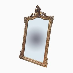 Antique Napoleon Mirror