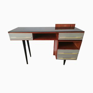 Vintage Writing Desk by Mojmir Pozar for UP Zavody