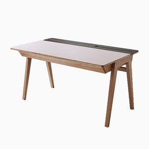 Rose New School Desk by King & Webbon