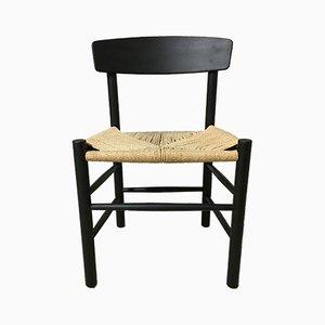 Vintage J39 Chair von Borge Mogensen für FDB Mobler
