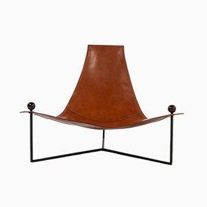 Butaca Poltrona Triangolo de Jorge Zalszupin, 1964