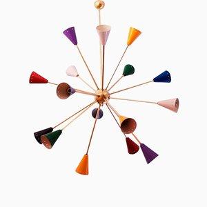 Sputnik Ceiling Light, 1960s