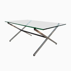 Parallel Bar Coffee Table by Florence Knoll Bassett for Knoll International, 1950s