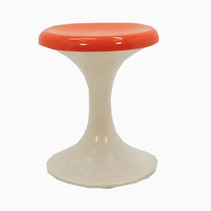Space Age Tulip Stool from Horn Collection, 1970s