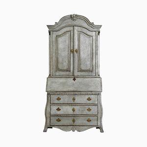 Scandinavian Rococo Two-Part Dresser, 1750s