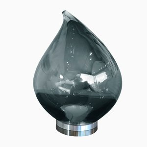 Lampada da tavolo Flik grigia di Karim Rashid per Purho