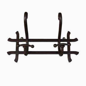 Antique Bentwood Coat Rack by Michael Thonet for Thonet