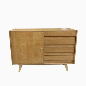 U-458 Chest of Drawers by Jiří Jiroutek for Interier Praha, 1960s
