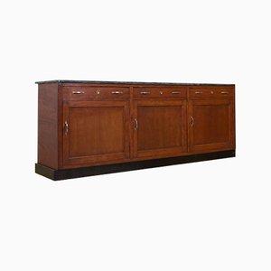 Oak School Cabinet, 1930s