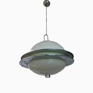 Lámpara de techo vintage de Sergio Mazza para Artemide