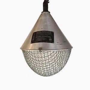 Lámpara calentadora industrial de Osram Thermolux, 1963