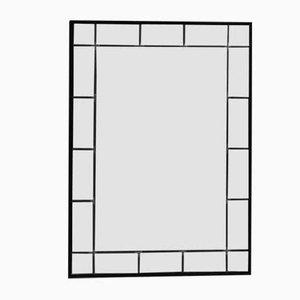 Espejo de hierro fundido de Glas & Trä AB, años 70