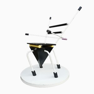 Memphis Alchimia Chair, 1980s