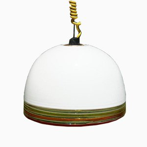 Lámpara colgante Febo de Roberto Pamio para Leucos, años 70