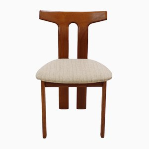 Mid-Century Danish Modern Teak Chair from Vamdrup, 1970s