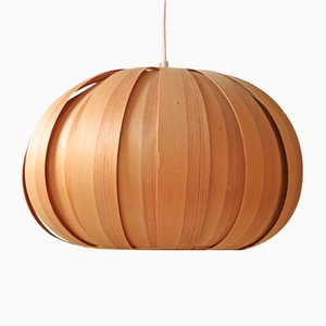 Pumpkin Ceiling Lamp by Hans Agne Jacobsen for Markaryd, 1970s