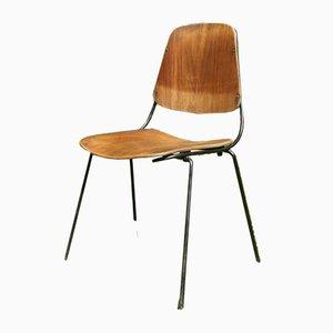 Chair by Augusto Bozzi for Saporiti Italia, 1970s