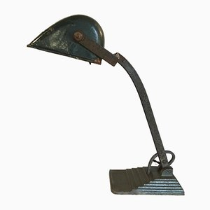 Bauhaus Banker's Table Lamp from Horax, 1930s