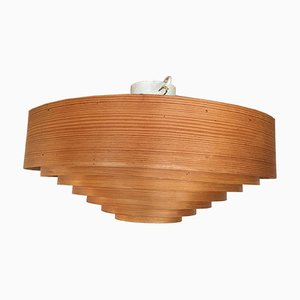 Vintage Ceiling Lamp by Hans-Agne Jacobsson for AB Ellysett, Markaryd