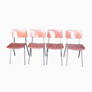 Niederländische Stühle von Eromes, 4er Set