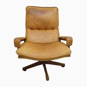 King Chair by André Vandenbeuck for Strässle, 1970s