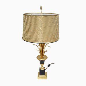 Lampes de Bureau Feuille d'Ananas de Boulanger, 1970s, Set de 2
