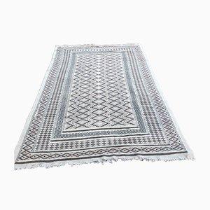 Handgeknüpfter Mid-Century Teppich, 1960er