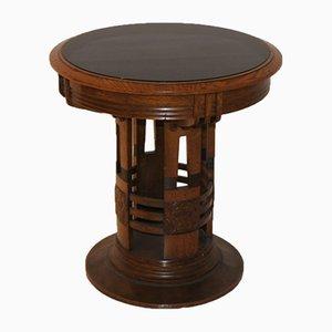 Massiver österreichischer Tisch, 1920er