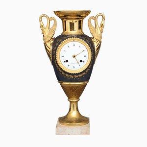 Reloj de repisa francés, siglo XIX