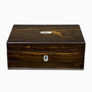 Caja de escritura antigua