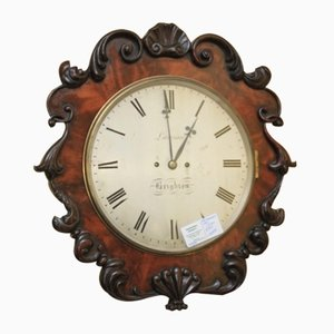 Antique Wall Clock from Lawson