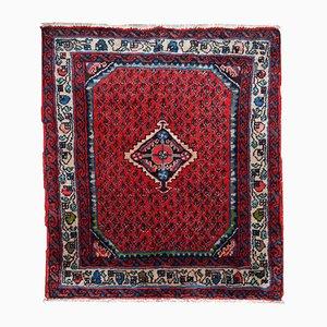 Vintage Handmade Hamadan Rug, 1980s