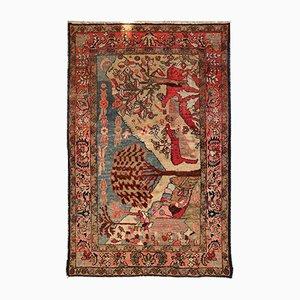 Handgemachter Vintage Malayer Teppich, 1920er