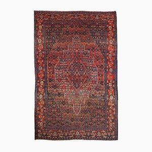 Vintage Handmade Senneh Rug