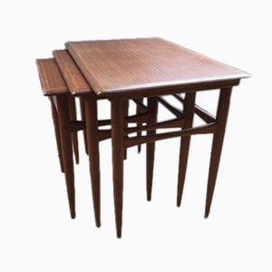 Tables Gigognes Vintage Scandinaves