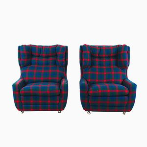 Armchairs from Carl Straub, 1950s, Set of 2