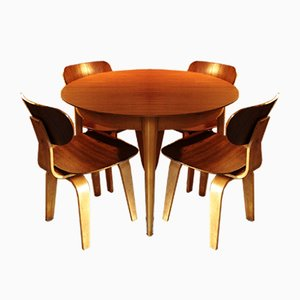 Mid-Century Dining Set by Cees Braakman for Pastoe