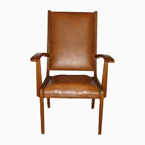 Beech Side Chair, 1950s